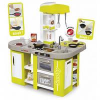 Интерактивная кухня Tefal Studio большая, зеленая, Smoby Toys