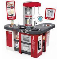 Интерактивная кухня Tefal Studio большая, красная, Smoby Toys