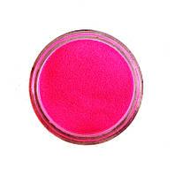 Бархатный песок Розовый Неон
