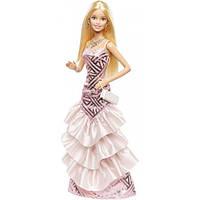 Кукла Барби в Вечернем платье Модный бал, Barbie Pink & Fabulous Doll