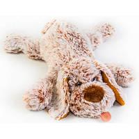 Мягкая игрушка Собачка рыжая 60 см, Тигрес