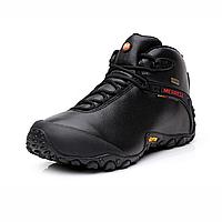 Мужские зимние кожаные ботинки MERRELL разм. 41-44