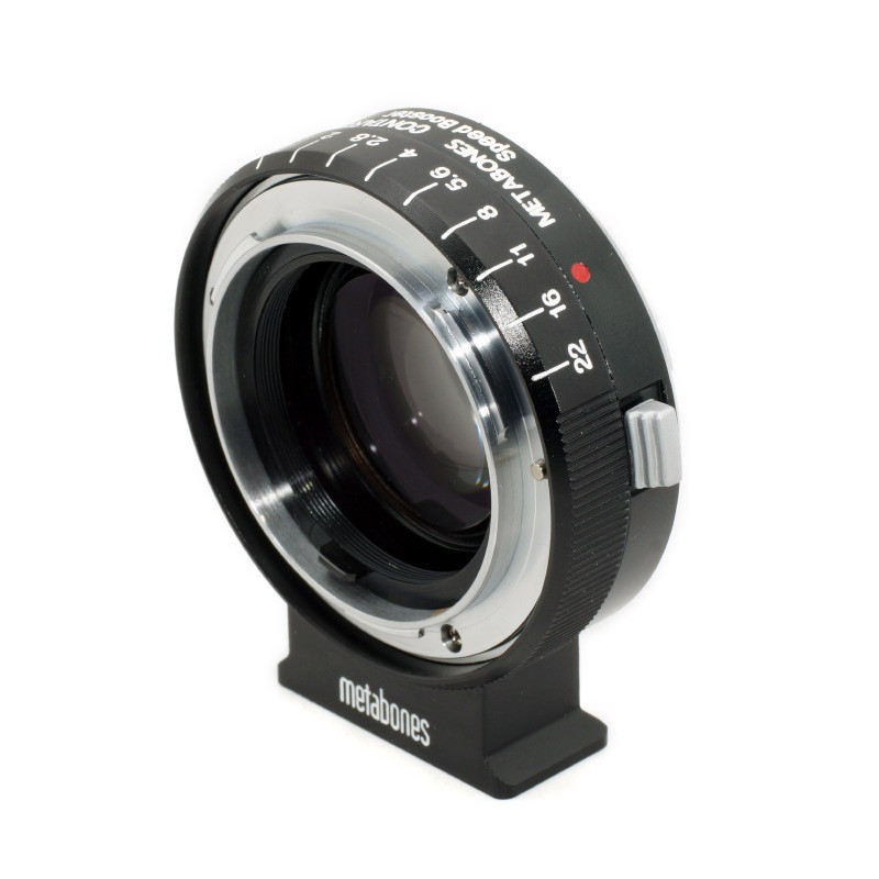 Metabones Contarex Lens to Sony NEX Speed Booster (MB_SPCX-E-BM1)