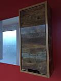 """Зеркало со шкафчиком GOLD Ban-Yom """"Legno 85"""", 850х640х170 мм , фото 2"""