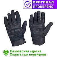 Тактические перчатки MIL-TEC ACTION GLOVES FLAMMH Black (12520202)
