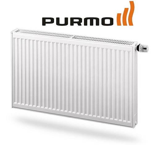 Стальные радиаторы PURMO Compact СV11 с нижним подключением, фото 2