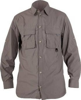 Рубашка Norfin Cool Long Sleeve (серая)