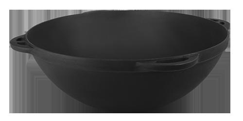 Чавунний казан азіатський (d=500, V=22 л)