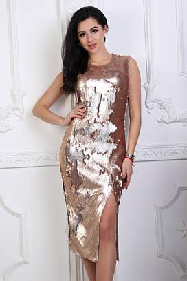 """Женское платье миди """"Анита"""" №5-601"""