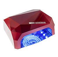Лампа UV 36W ММ  LED CCFL сенсорная (tim. 10-30-60сек)