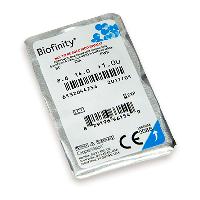 Контактные линзы Biofinity, фото 1