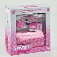 Мебель 2539 Р (36) кровать, постель, подушка, звук, свет, в кор-ке