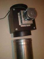 Дымосос ДБ-1 (ф200) проточный для каминов и  котлов.