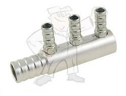 Распределитель для форсунок 3 цилиндра Magic JET 12 мм / 6 мм