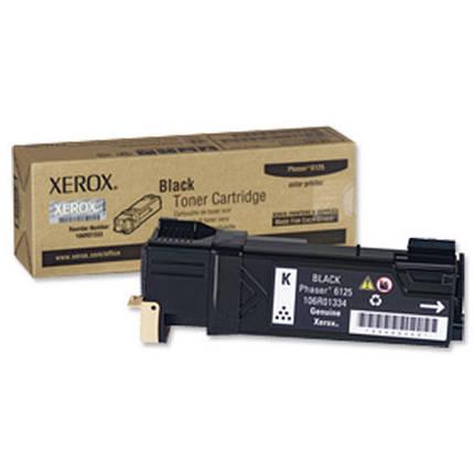Тонер картридж Xerox PH6128 Black, фото 2