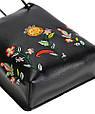 Женская мини-сумка из экокожи Traum 7203-50 черная, фото 2