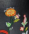 Женская мини-сумка из экокожи Traum 7203-50 черная, фото 5