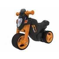 """Мотоцикл для катания малыша """"Спортивный стиль"""" со звук. эффектом, 18мес. +"""