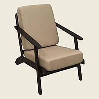 "М'яке крісло натуральне дерево ""Модерн"", Мягкое кресло натуральное дерево ""Модерн"""