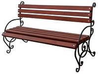 Скамейка садовая. Л-002-1, фото 1