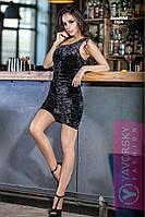 Платье ДИОР (черный)