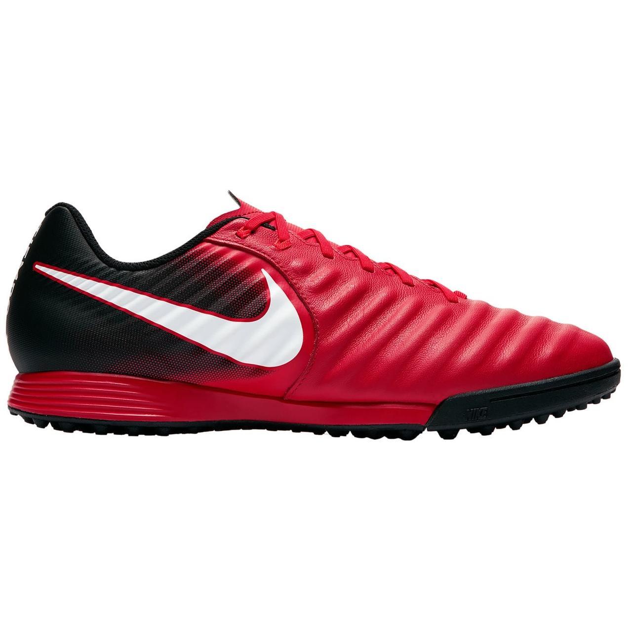 Сороконожки Nike TiempoX Ligera IV TF (897766-616), фото 1