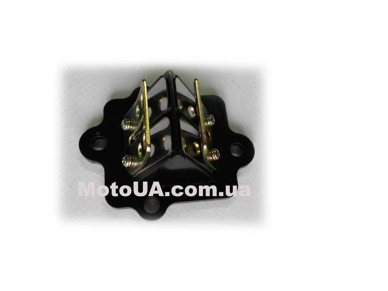 Лепестковый клапан SUZUKI LETS Mototech