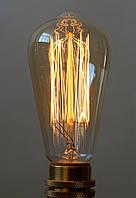 Лампа накаливания Эдисона 40втST64 VITO