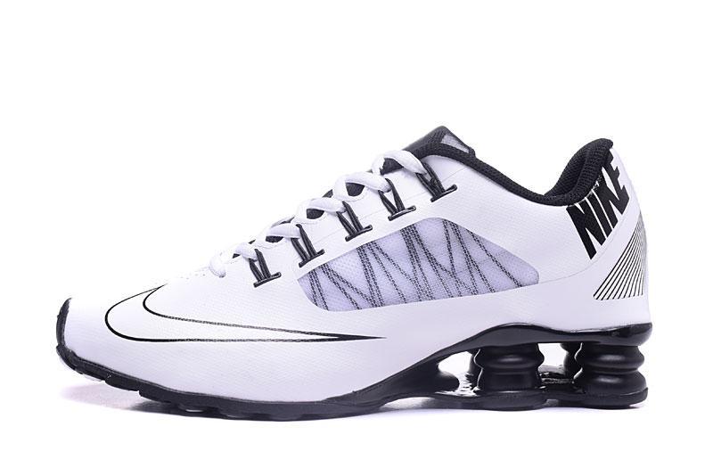 Кроссовки мужские Nike Shox Avenue / NKR-1308 (Реплика)