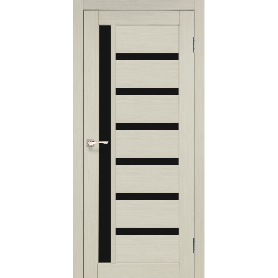 Межкомнатные двери Корфад VALENTINO DELUXE Модель: VLD-01