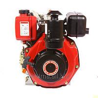 Двигатель для мотоблока WEIMA Вейма WM178F дизель , шпонка\ шлицы 6,0л.с.