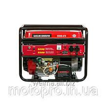 Бензиновый генератор WEIMA(Вейма) WM5500E 5,5Квт, 1 ФАЗА,  вес 85кг, Электростарт