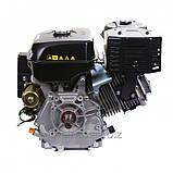 Двигатель WEIMA WM190FE-S (16л.с., шпонка 25мм) к мотоблоку , фото 3