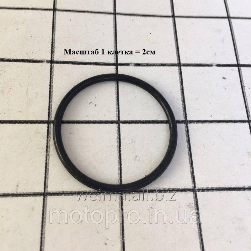 Кольцо уплотнительное крышки масляного насоса 186