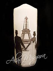 Свеча Париж