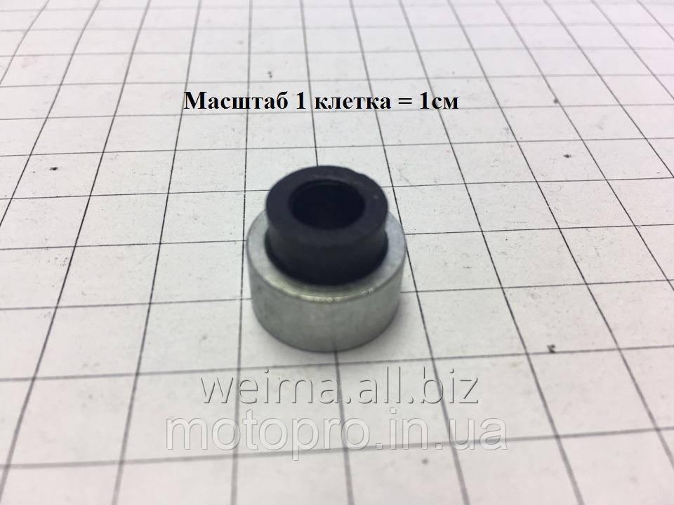 Шайба уплотн. форс. (алюм.+пластик)-под длинный распылит. 178