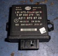 Блок регулировки угла наклона фарMercedesM-Class W1642005-2011A2118708726