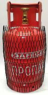 Безопасный металлический пропановый баллон Safegas 26,2л.