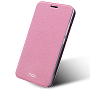 Чехол (книжка) Mofi на Xiaomi Mi 5 Pink