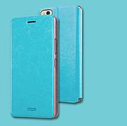 Чехол (книжка) Mofi на Xiaomi Mi 5C Blue