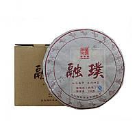 """Китайский чай Шу Пуэр """"Ронг Пу"""",200 грамм"""