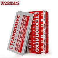 Пенополистирол экструдированный 20х1200х 600 мм 14,4 м2/уп 20 шт