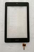 Оригинальный тачскрин / сенсор (сенсорное стекло) для Acer Iconia One 7 B1-730HD (черный цвет)