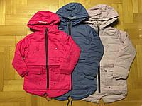 Куртка утепленная для девочек,оптом, Grace, 134-164 см, № B70889
