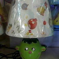 Детская настольная лампа Мульт