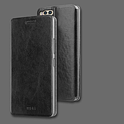 Чехол (книжка) Mofi на Xiaomi Mi 6 Black