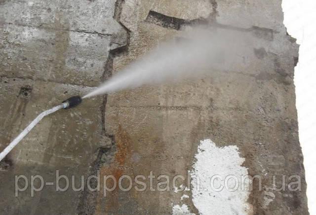 Об особенностях порошковой гидроизоляции