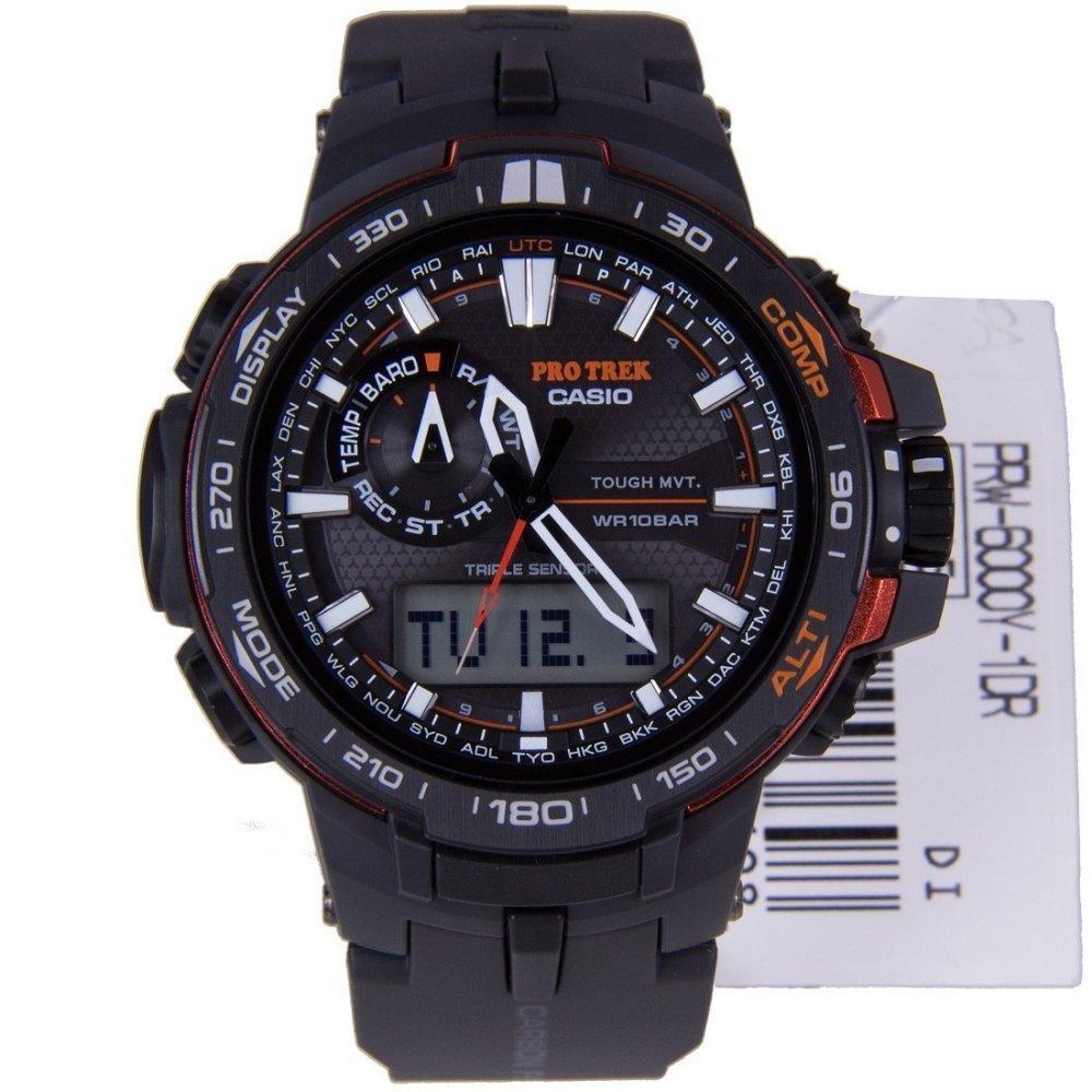 Часы Casio Pro-Trek PRW-6000Y-1