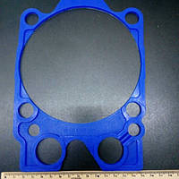 Прокладка головки блока КАМАЗ синий силикон (Гарант Авто)