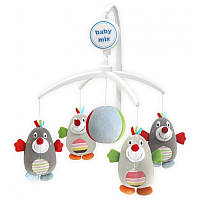 Музыкальный мобиль Baby Mix 350М Пингвины